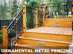 Ornamental Metal Fence shortcut