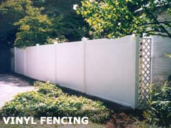 Vinyl Fencing shortcut